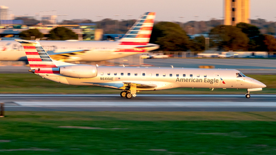 N644AE - Embraer ERJ-145LR - American Eagle (Piedmont Airlines)