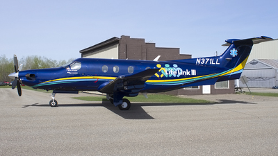 N371LL - Pilatus PC-12/47E - Private