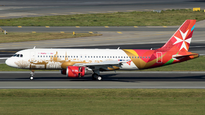 A picture of 9HAEO - Airbus A320214 -  - © RAFAL KUKOWSKI