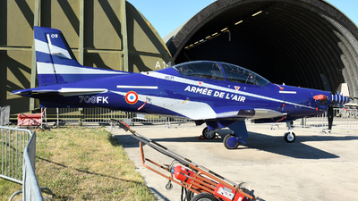 09 - Pilatus PC-21 - France - Air Force