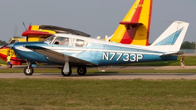 N7733P - Piper PA-24-250 Comanche - Private