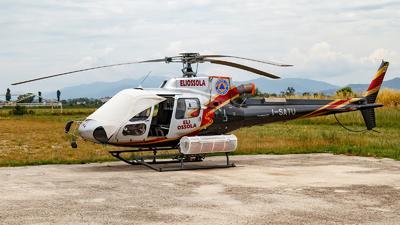 I-SATU - Eurocopter AS 350B3 Ecureuil - Eliossola