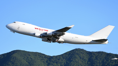 A picture of N712CK - Boeing 7474B5F - Kalitta Air - © eyey328