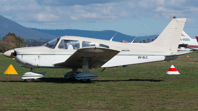VH-BLC - Piper PA-28-180 Archer - Private