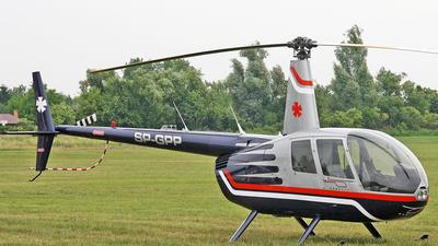 SP-GPP - Robinson R44 Astro - Private