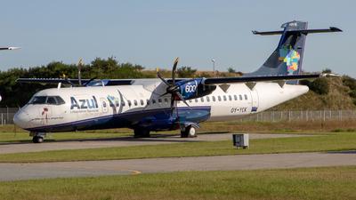 OY-YCK - ATR 72-212A(600) - Azul Linhas Aéreas Brasileiras