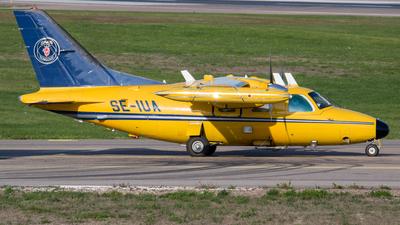 SE-IUA - Mitsubishi MU-2B-26 - Saab