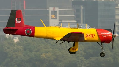 3809 - Nanchang PT-6A - Bangladesh - Air Force