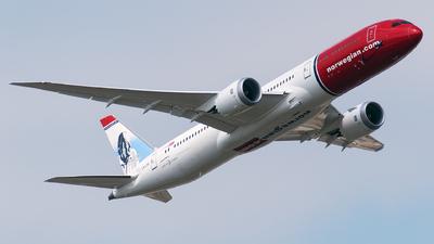 LN-LNO - Boeing 787-9 Dreamliner - Norwegian