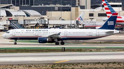 N163US - Airbus A321-211 - US Airways