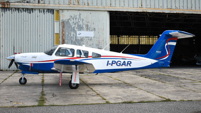 I-PGAR - Piper PA-28RT-201T Turbo Arrow IV - Air Service Center