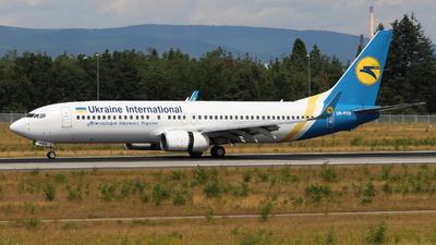 UR-PSB - Boeing 737-8HX - Ukraine International Airlines