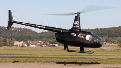 D-HRGG - Robinson R66 Turbine - Heli-Flight