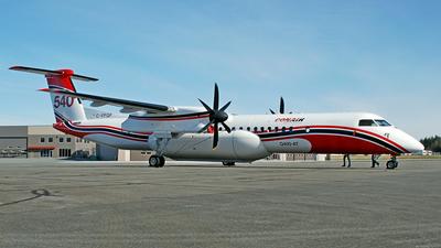 C-FFQF - Bombardier Dash 8-Q402 - Conair Aviation