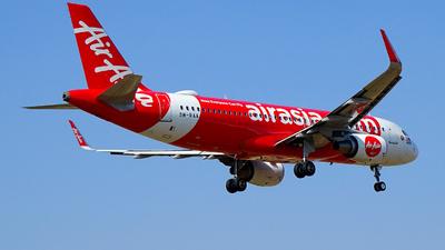 9M-RAA - Airbus A320-216 - AirAsia
