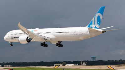 A picture of N9675N - Boeing 787 flight test - Boeing - © Jason Chen
