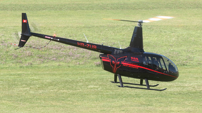 HB-ZUR - Robinson R66 Turbine - Fuchs Helikopter