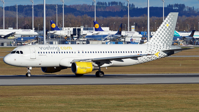 A picture of ECJFF - Airbus A320214 - [2388] - © Hugo Schwarzer
