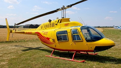 A picture of GSUET - Bell 206B JetRanger II - [314] - © Jez-UK