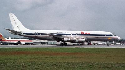 HC-BPV - Douglas DC-8-54(F) - Andes Air Cargo