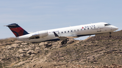 N906SW - Bombardier CRJ-200ER - Delta Connection (SkyWest Airlines)