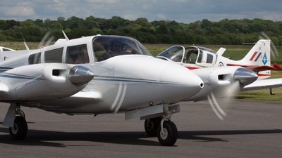 A picture of N320MR - Piper PA30 Twin Comanche - [301917] - © hjcurtis
