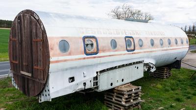 OK-DFI - Tupolev Tu-134A - CSA Ceskoslovenske Aerolinie