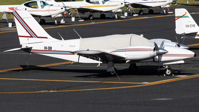 A picture of VHCOU - Piper PA34200T - [347870273] - © Brandon Giacomin