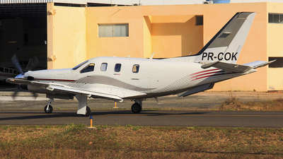 PR-COK - Socata TBM-700 - Private
