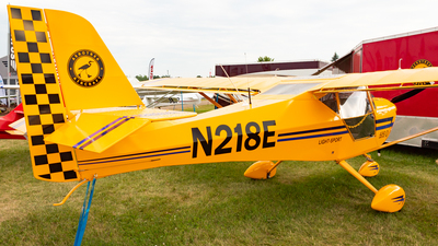 A picture of N218E -  - [55018] - © Saul Hannibal