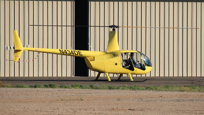 N434DE - Robinson R44 Raven II - Spitzer Helicopters