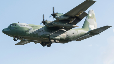 FAB2475 - Lockheed C-130M Hercules - Brazil - Air Force
