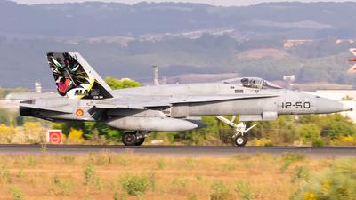 C.15-34 - McDonnell Douglas EF-18M Hornet - Spain - Air Force