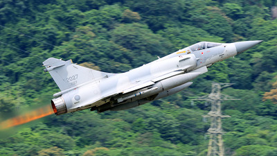 2027 - Dassault Mirage 2000-5 - Taiwan - Air Force