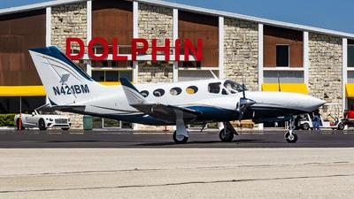 N421BM - Cessna 421C Golden Eagle - Private