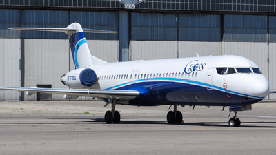 UP-F1003 - Fokker 100 - Caspiy