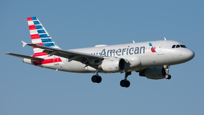 A picture of N752US - Airbus A319112 - American Airlines - © Skier737