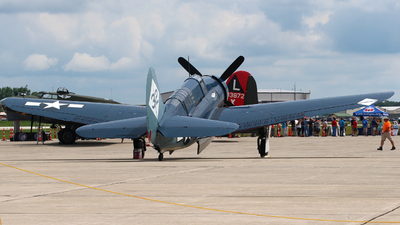 NX92879 - Curtiss SB2C-5 Helldiver - Commemorative Air Force