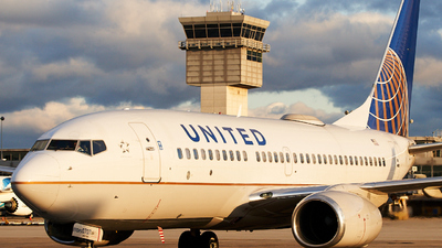 A picture of N23707 - Boeing 737724 - United Airlines - © Zachary Wilkie