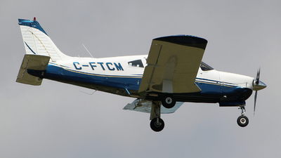 A picture of CFTCM - Piper PA28R200 - [28R7335378] - © Guy Langlois