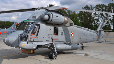 3543 - Kaman SH-2G Super Seasprite - Poland - Navy