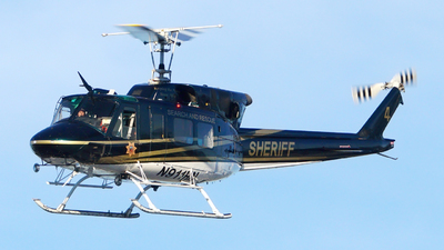 N911HN - Bell 212 - United States - Santa Barbara Sheriffs Department