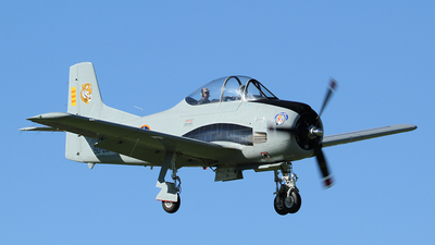 VH-VBT - North American T-28A Trojan - Private