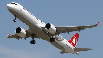 D-AZAQ - Airbus A321-271NX - Turkish Airlines