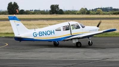 A picture of GBNOH - Piper PA28161 - [2816016] - © David Cook