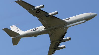 92-3289 - Boeing E-8C JSTARS - United States - US Air Force (USAF)