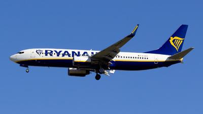 A picture of EIDYY - Boeing 7378AS - Ryanair - © Alejandro Gutierrez Martin