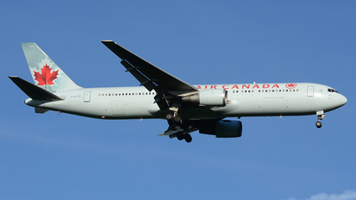 C-GHOZ - Boeing 767-375(ER) - Air Canada