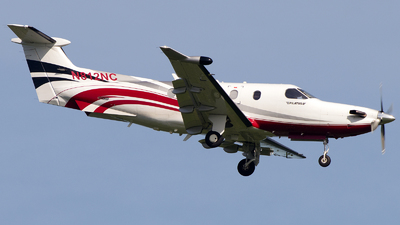 N812NC - Pilatus PC-12/47E - Private