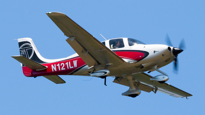 N121LW - Cirrus SR22 G3 Turbo GTS - Private